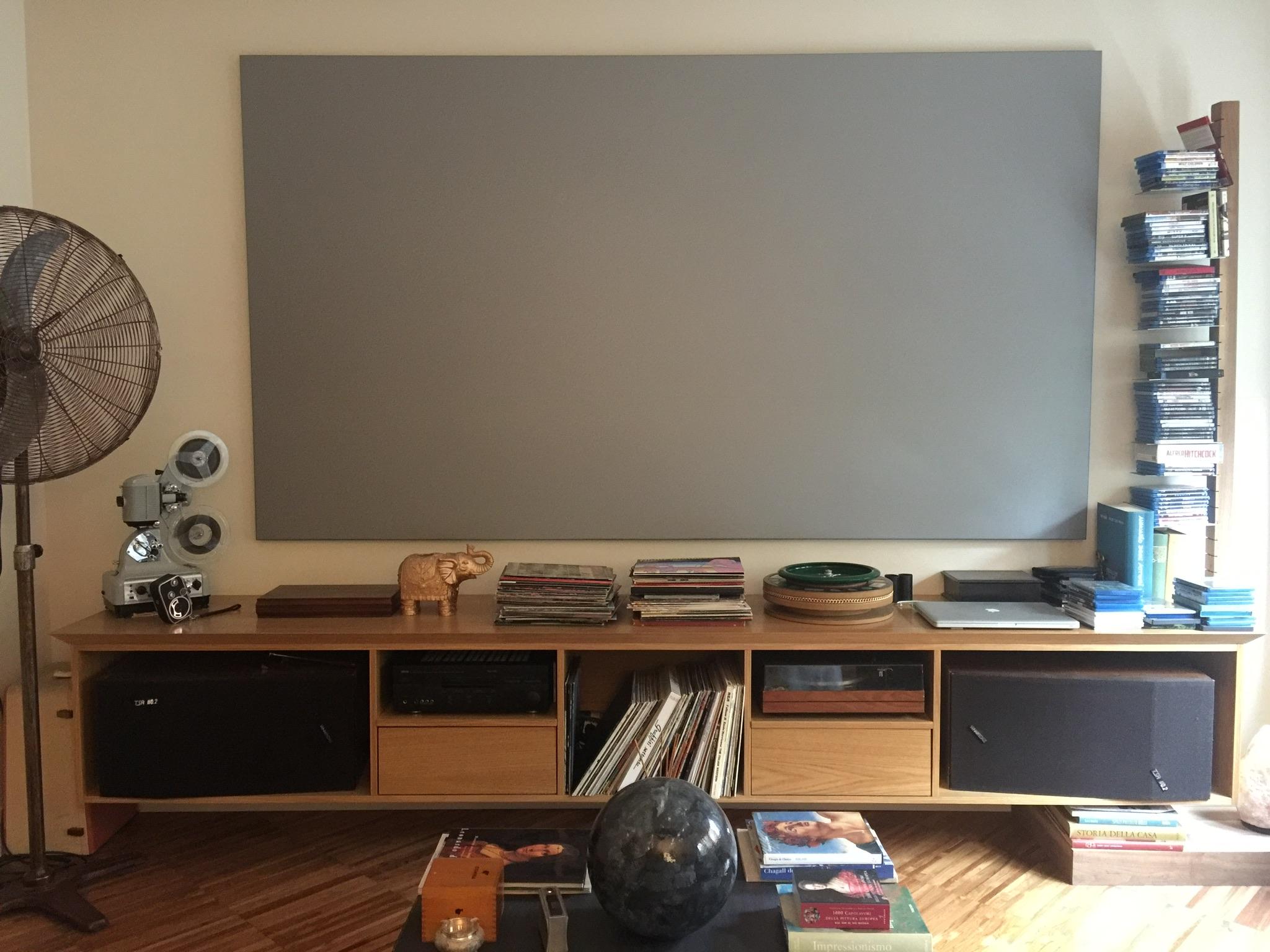 Hi fi e tv idee per nascondere cavi fili elettrici e for Nascondere cavi tv